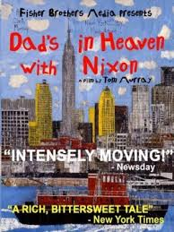 dad's in heaven poster